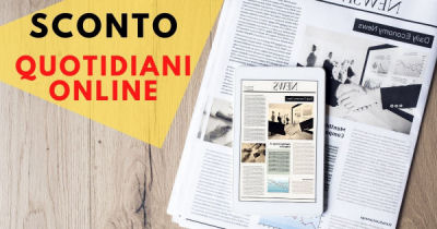 Sconto Quotidiani Online